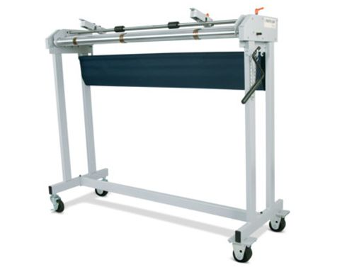 Segundo empresa, equipamento é cortador simples de banners