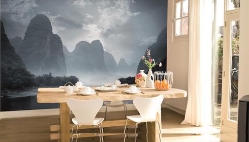 Mídias são indicadas para quem busca facilidade na instalação e remoção de imagens em paredes