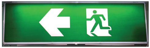 Película é indicada para sinalização de orientação e prevenção