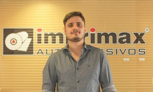 InfoSign entrevistou Igor Paiva, gerente de Marketing da Imprimax