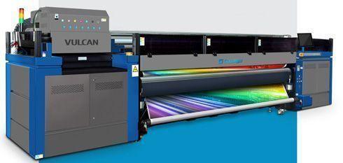 Vulcan UV LED RTR será apresentada na feira Media Expo 2017