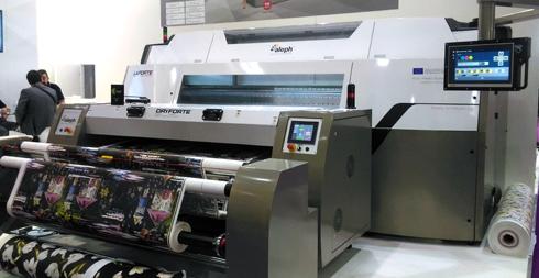 LaForte Paper é solução industrial de impressão digital em papéis de transferência