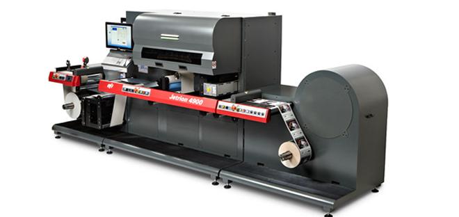 Empresa anunciou a impressora Jetrion 4950lxe e versão 5 do EFI Packaging Suite