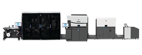 HP Indigo GEM foi desenvolvida para ser integrada à impressora HP Indigo WS6800s