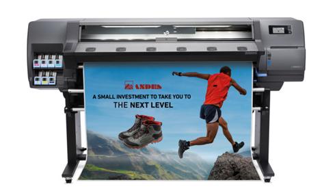 HP Latex 115 é a impressora mais acessível da linha
