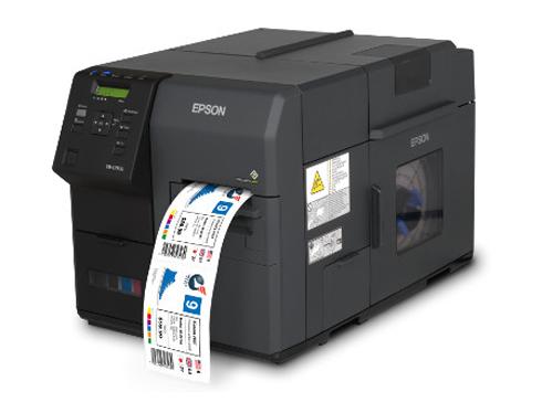 ColorWorks C7500 recebeu nos EUA selo da Applied Data Corporation