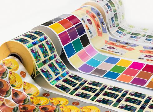 InfoSign abriu mais uma nova seção: impressão digital em etiquetas, rótulos e embalagens