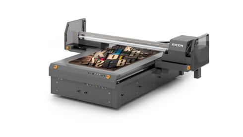 Pro T7210 é a primeira aposta da Ricoh no segmento de impressão UV