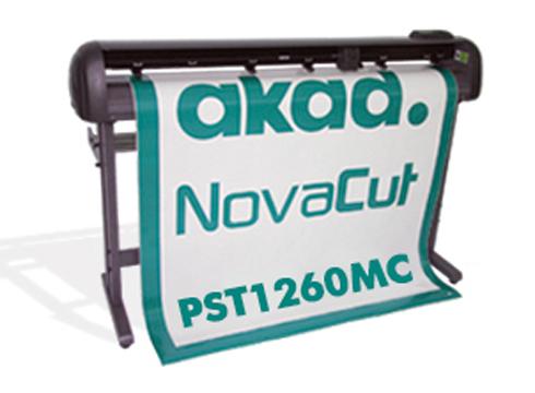 Novacut PST1260MC vem com pedestal e suporte de rolo