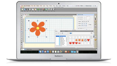 Software pode operar diversos modelos de plotters de recorte