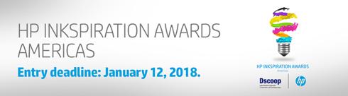 HP Inkspiration Awards Americas está em sua terceira edição