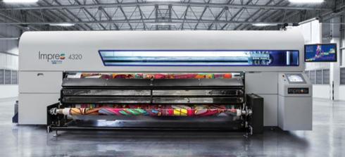 Impres emprega tintas de sublimação do Grupo JK