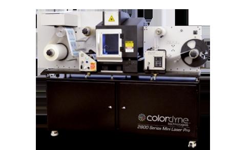 2800 Series Mini Laser Pro incorpora sistema de acabamento em linha