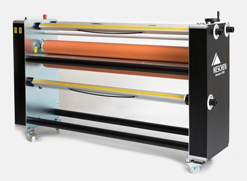EcoLam 1650 é a mais nova laminadora a frio da Neschen