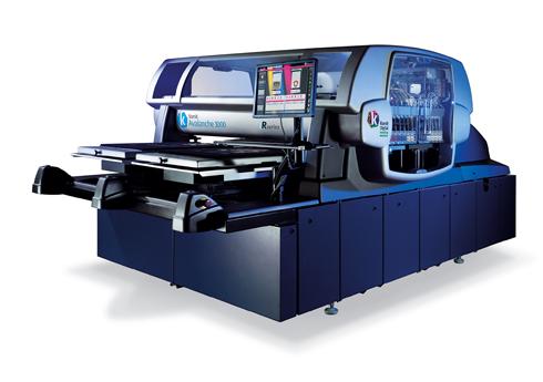 Avalanche HD6 e HDK são indicadas para estamparias de alta produção