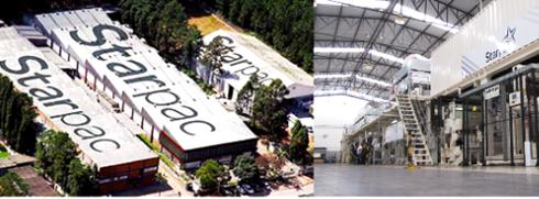 Starpac produz adesivos desde 1992
