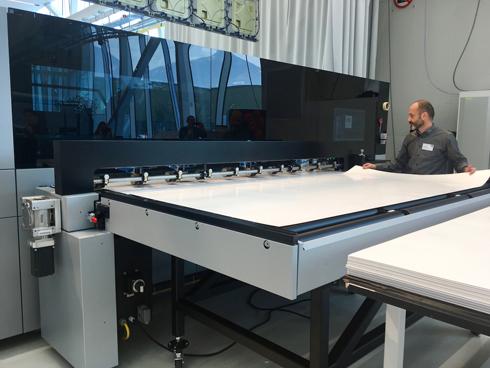 Impressoras Durst P5 são indicadas para altas tiragens