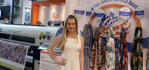 Em 2018, empresa exibirá suas soluções na Expoprint Latin America, Serigrafia Sign e Febratex