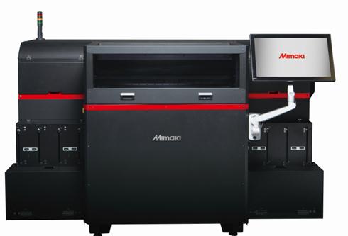 Equipamento imprime mais de 10 milhões de cores