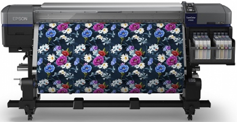 Software foi desenvolvido para as impressoras digitais têxteis da Epson