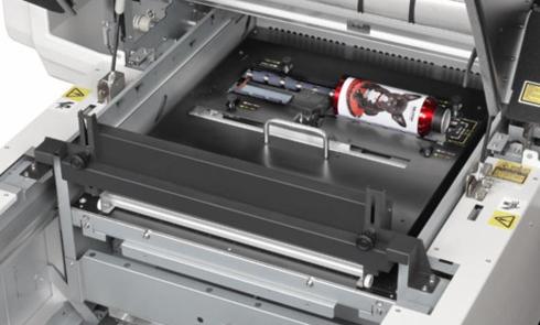 Opcional foi desenvolvido para a impressora VJ626UF