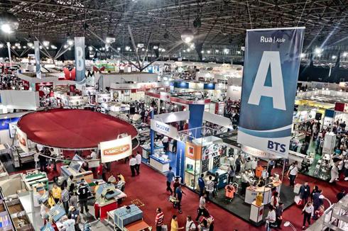 Retomada da indústria fez aumentar a procura de novos expositores na feira