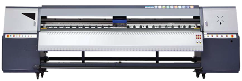 Equipamento oferece largura de impressão de 3,2m