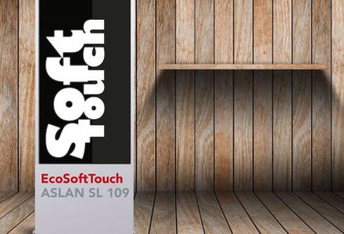 EcoSoftTouch SL 109 é filme de PP fosco