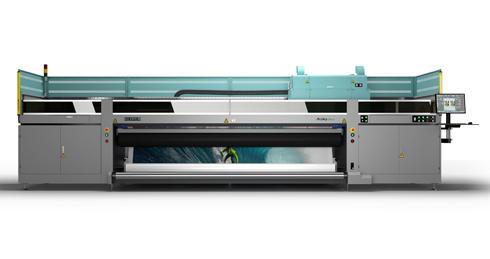 Acuity Ultra tem 5m de largura de impressão