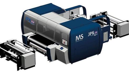 JPK UV é indicada para empresas que produzem grandes tiragens