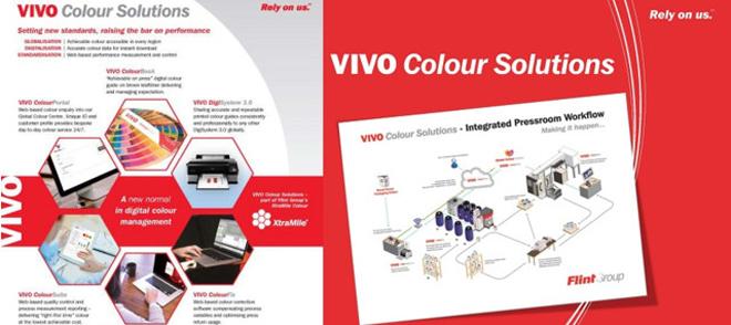 Empresas criaram solução de gerenciamento de cores para embalagens