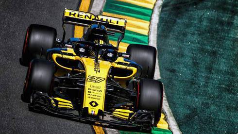 Equipe Renault tem um estúdio especial para produzir adesivos para seus veículos
