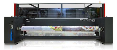 Impressora vem com sistema em linha de transferência térmica