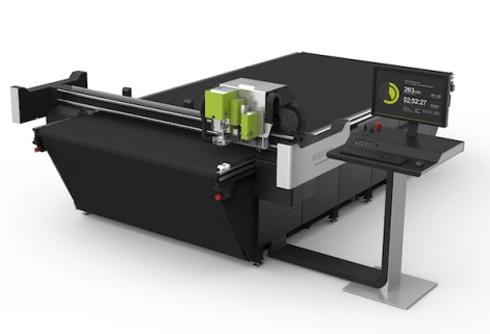 Dispositivo é indicado para máquinas equipadas com alimentador e empilhador