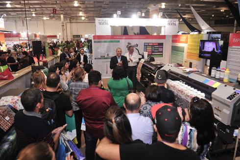 Circuito de Impressão Digital Têxtil contará com todas as etapas para produção, do planejamento ao produto final
