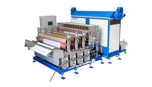 Fluxo de trabalho envolve pré-tratamento, impressão, vaporização e lavagem