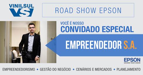 Evento passará por Jaraguá do Sul e Palmas