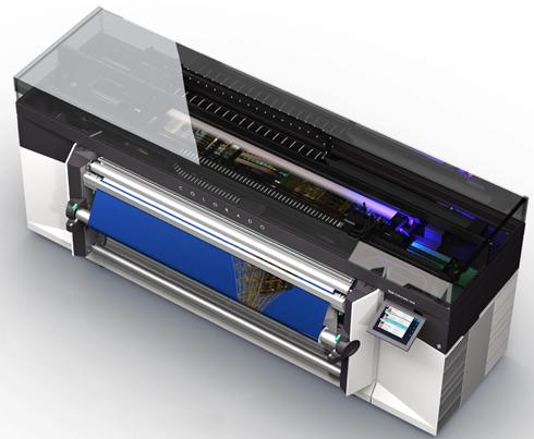 Equipamento emprega a tecnologia exclusiva UVgel