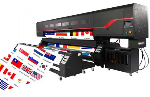Novo modelo de impressora emprega tinta pigmenta ou dispersa