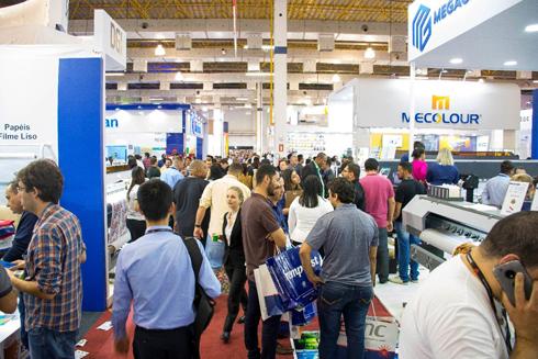 Dezenas de milhares de profissionais visitaram a 28ª edição da feira