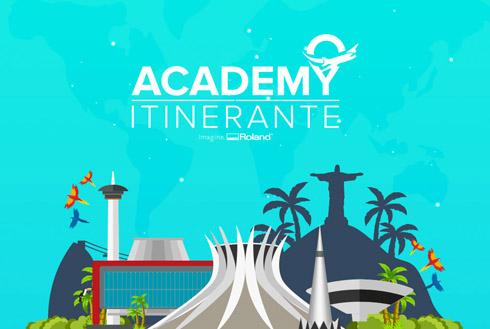 Academy Itinerante será realizado nos dias 29 e 30 de agosto