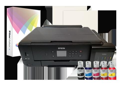 GO SubliMate é solução que agrega impressora, software, papel e tinta