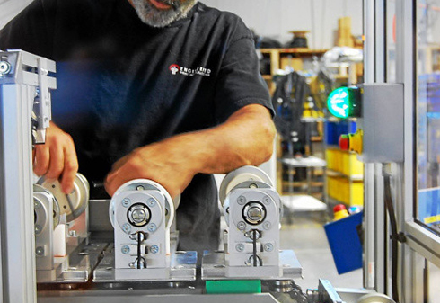 Empresa desenvolve soluções inkjet e tampográfica