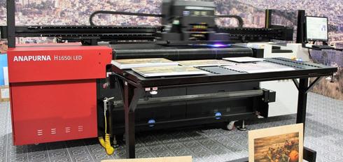 Executivos de birôs contam suas experiências com a impressora Anapurna H1650i