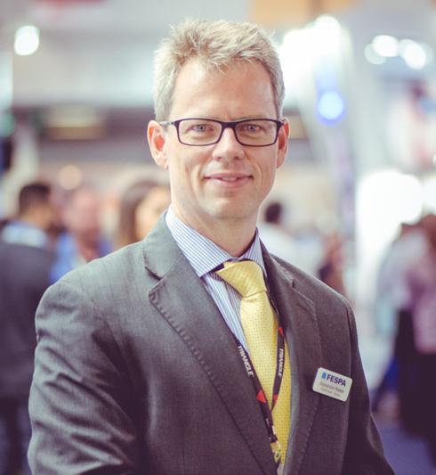 Alexandre Keese, diretor comercial da APS Marketing de Eventos e responsável por disseminar a Fespa pelo mercado brasileiro