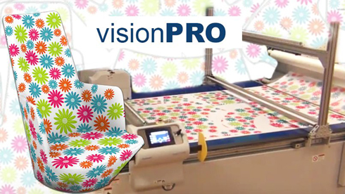 Eastman Machine e ExactFlat desenvolveram sistema automatizado de acabamento de materiais têxteis impressos