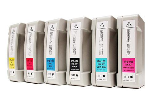 Peças impressas com tinta SX Eco-solvent podem durar até sete anos