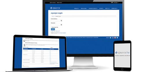 Portfólio de serviços visa ajudar clientes a operar melhor as soluções Onyx
