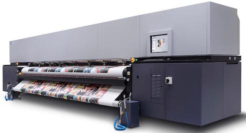 Impressora Rho 512 foi aparelhada com cura LED