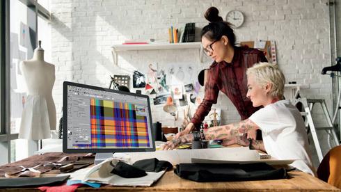 Novas ferramentas reduzem o tempo de design na produção de impressões em tecidos